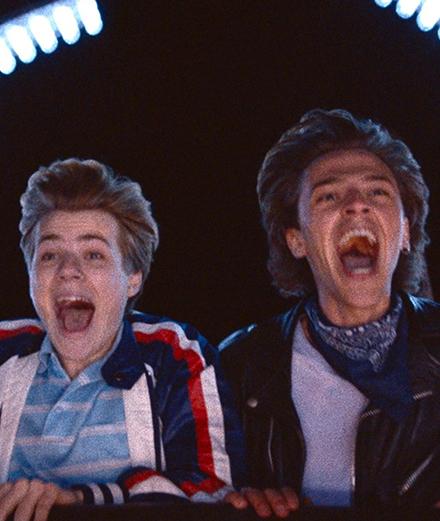Été 85: Walkman, mobylette et jean moulant dans le prochain François Ozon