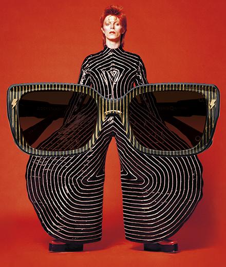 Etnia Barcelona lance une collection de lunettes inspirées par Bowie