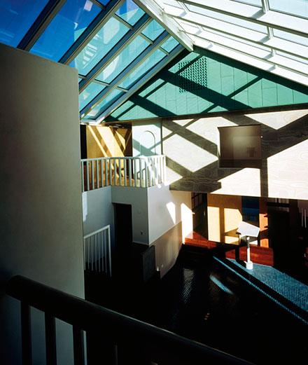 Infiltrez les demeures incroyables d'Ettore Sottsass