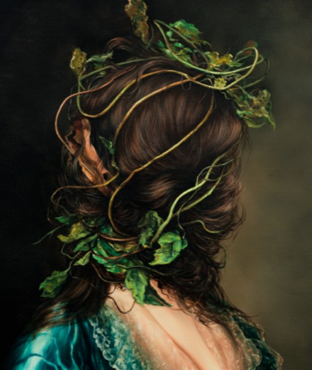 Ewa Juszkiewicz, la peintre virtuose qui repense des toiles de maître