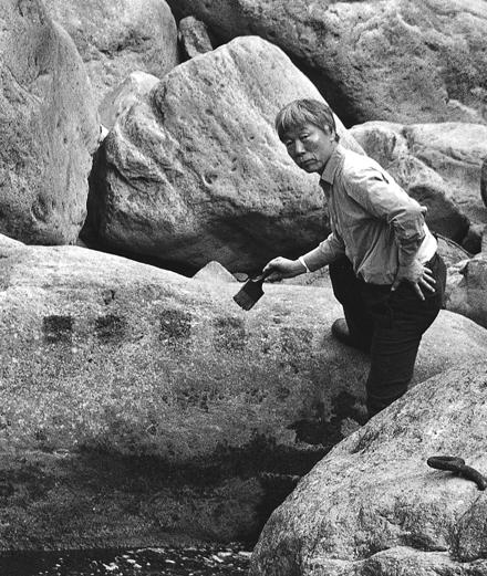 Pourquoi Lee Ufan est-il une star de l'art contemporain ?