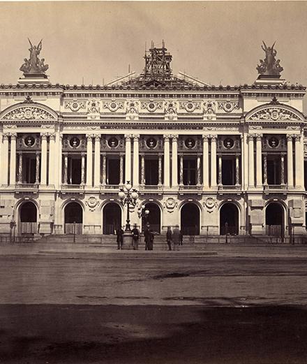 350 ans d'Opéra exposés au palais Garnier