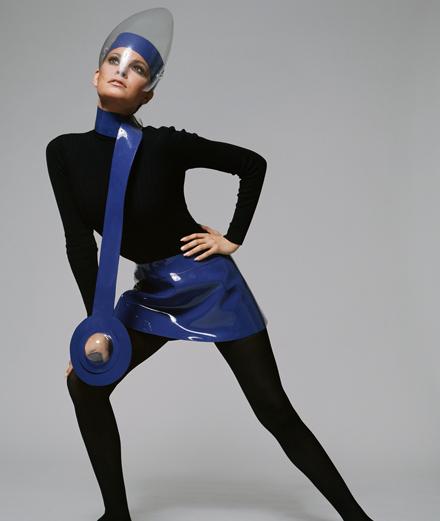 Pierre Cardin en images : 40 ans de mode