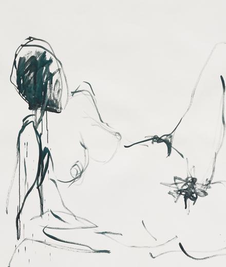 La frénésie érotique de Tracey Emin au musée d'Orsay