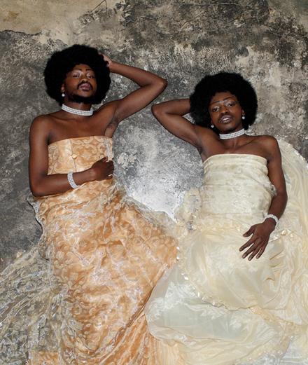 Faka, le duo queer qui règne sur l'Afrique du sud