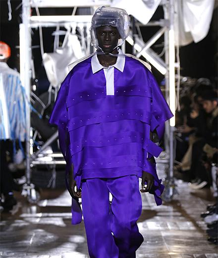 3 créateurs repérés à la Fashion Week homme automne-hiver 2020-2021