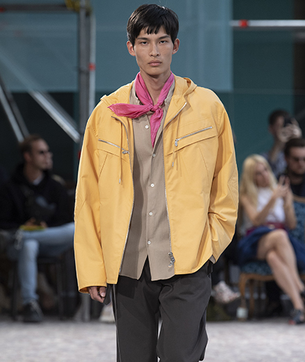 Hermès Men Spring-Summer 2020 fashion show
