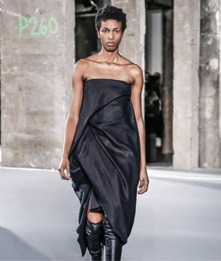 Rick Owens fall-winter 2016-2017 runway show