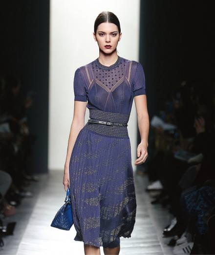 Bottega Veneta fall-winter 2016-2017 runway show