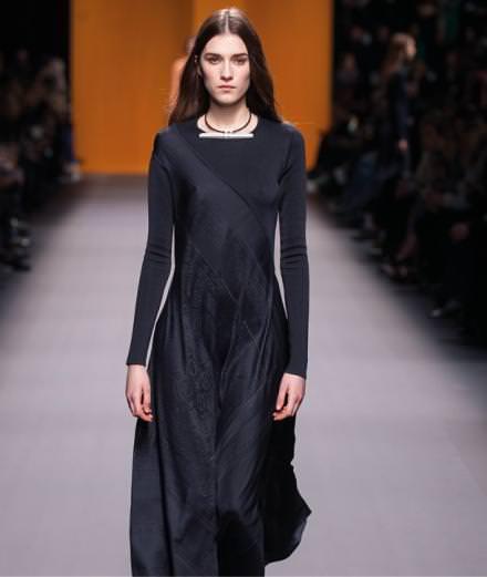 Le défilé Hermès automne-hiver 2016-2017