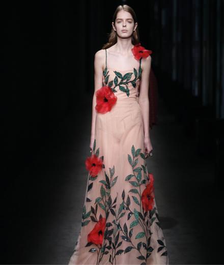 Le défilé Gucci automne-hiver 2016-2017