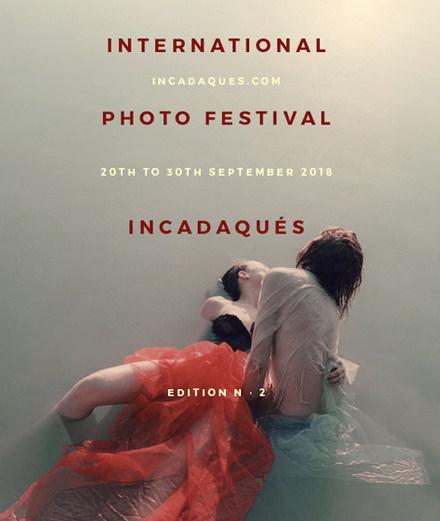 Quels sont les artistes invités à la deuxième édition du festival de photographie In Cadaqués ?