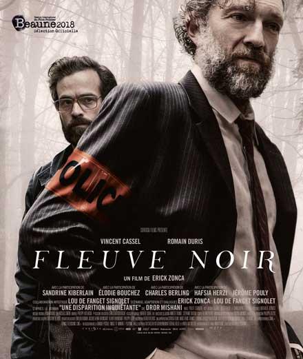 """Vincent Cassel, Romain Duris et Sandrine Kiberlain lancés dans la traque de """"Fleuve Noir"""""""