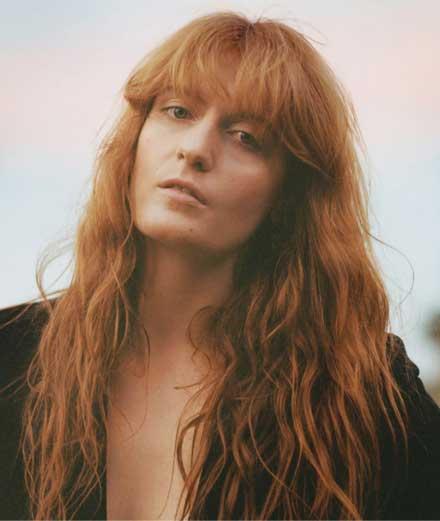 Une mélancolie minimaliste pour le nouveau clip de Florence + the Machine