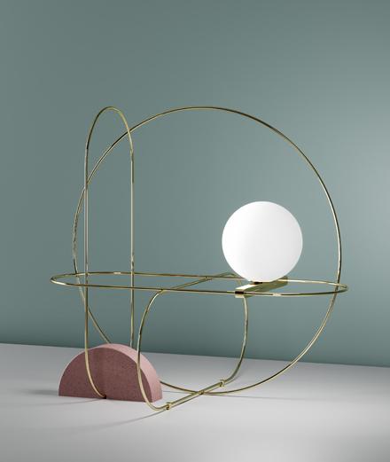 L'objet du jour : le luminaire Setareh de Francesco Librizzi