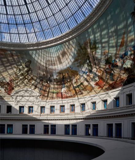 Bourse de commerce : visite guidée du musée de la Collection Pinault