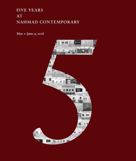 Andy Warhol, Daniel Buren, Joan Miró… Pour ses 5 ans, la Nahmad Contemporary réunit 18 artistes