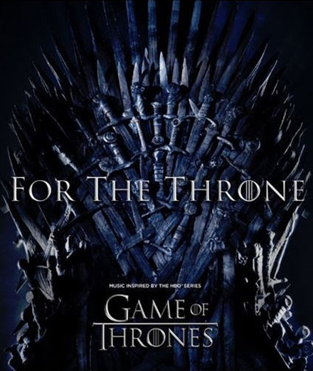 "Une compilation ""Game of Thrones"" par la crème du hip-hop"