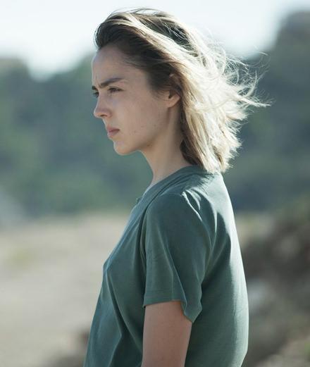 L'actrice Garance Marillier, révélation de 2017,  explosive dans une série de science-fiction
