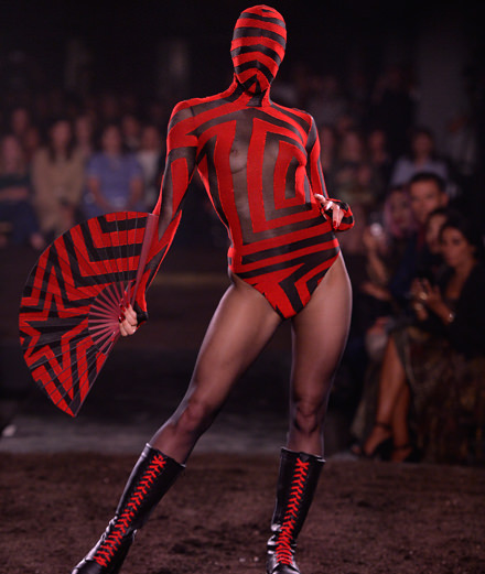 Gareth Pugh Spring-Summer 2019 fashion show