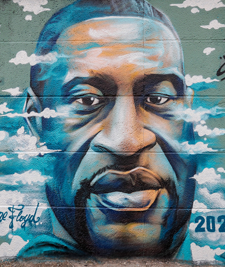 Comment les artistes rendent hommage à George Floyd