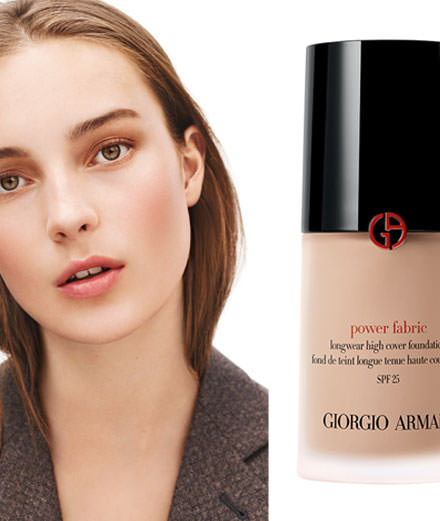 Cult product of the week, Giorgio Armani's new foundation
