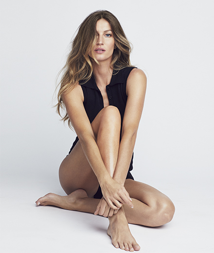Gisele Bündchen : story of an iconic and eco-conscious model
