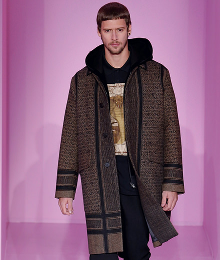 Video: Givenchy menswear fall-winter 2016 show