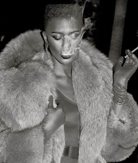 Grace Jones in 9 cult pictures on Instagram