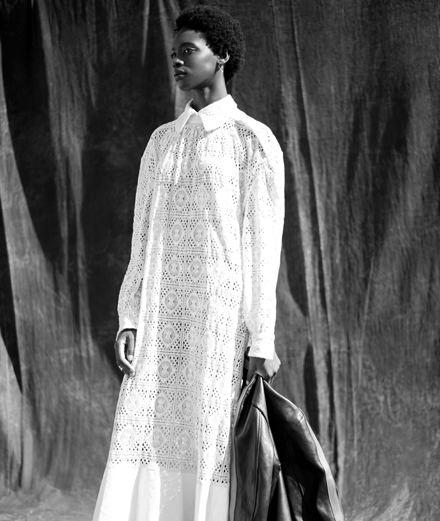 Grace Wales Bonner, la relève de la création de mode interviewée par Hans Ulrich Obrist