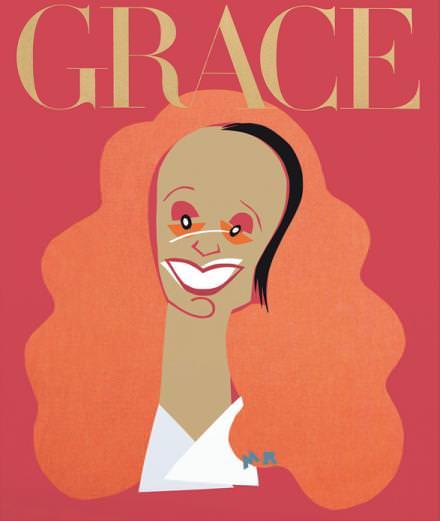 """Grace Coddington présente son second livre """"The American Vogue Years"""""""