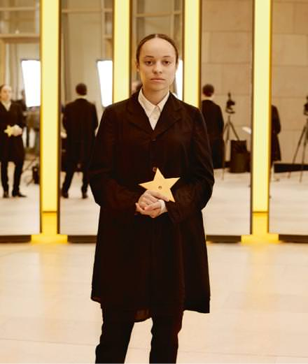 An encounter with Grace Wales Bonner, winner of the 2016 LVMH prize