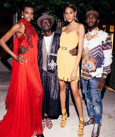 La soirée de Grisogono au Ritz lors de la semaine de la Haute Couture
