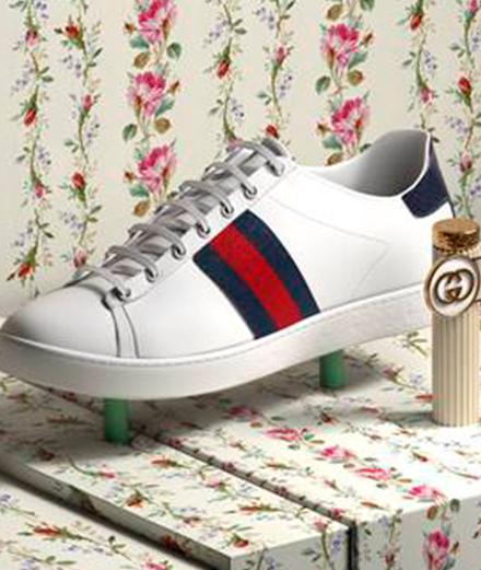 #24HourAce : quand Gucci déclare sa flamme à son iconique sneaker