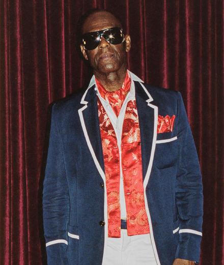 Gucci célèbre Dapper Dan, le tailleur star de Harlem