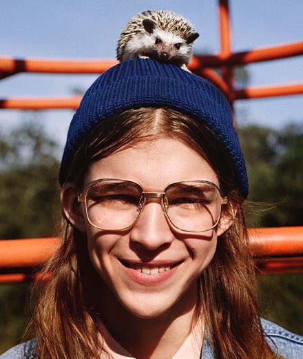 Gucci s'engage pour la cause animale avec sa nouvelle campagne