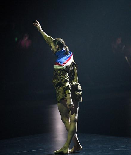 Gucci accueille les performances de Michael Clark dans son hub milanais