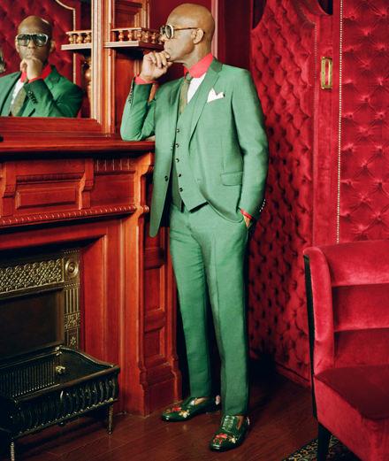 Dapper Dan, le retour d'une légende de la mode de Harlem avec Gucci