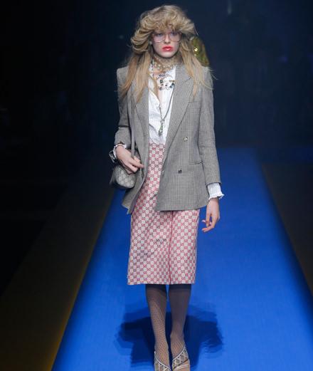La résistance selon Gucci avec sa collection printemps-été 2018