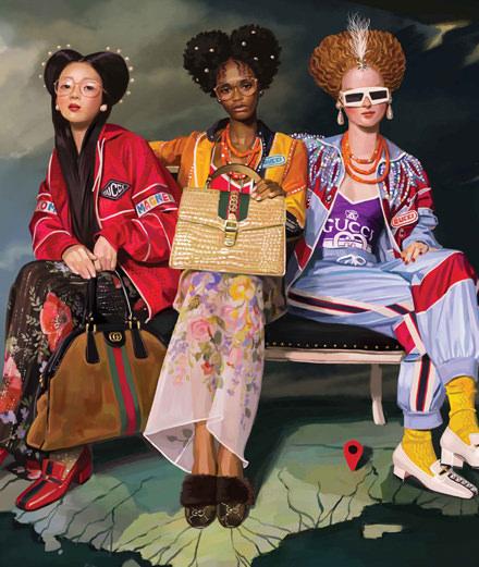 La dernière extravagance de Gucci fait mouche