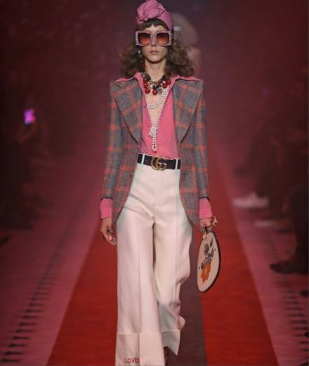 The daydreaming fairytale of Gucci spring-summer 2017