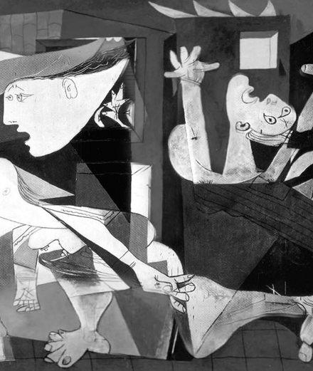 Guernica, le chef-d'œuvre de Picasso, devient virtuel