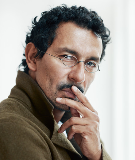 "An encounter with Haider Ackermann: ""To be respected a designer needs mega numbers on Instagram. It's worrying."""