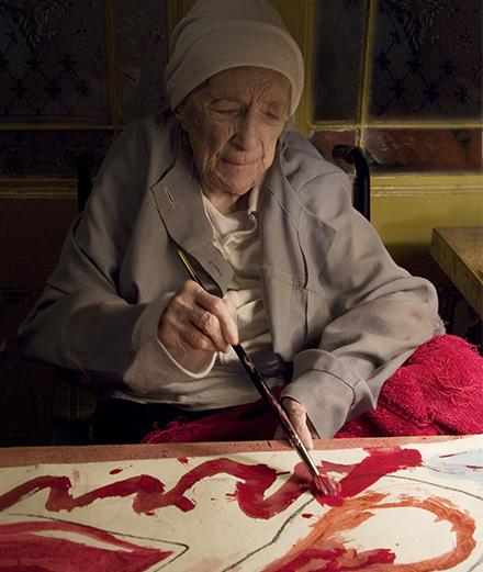 Les dessins de Louise Bourgeois prennent vie avec la galerie Hauser & Wirth