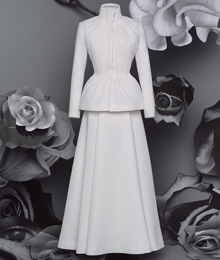Exclusif : les dessous du défilé Dior haute couture 2020-2021
