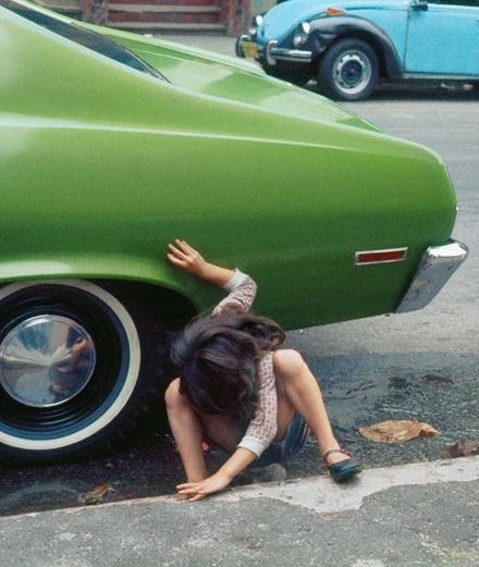 Helen Levitt capture en cachette le New York brûlant des années 40