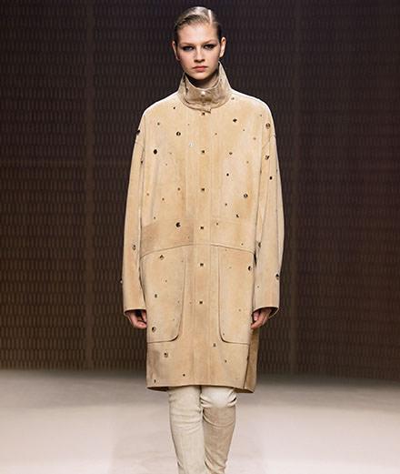 Le défilé Hermès automne-hiver 2019-2020
