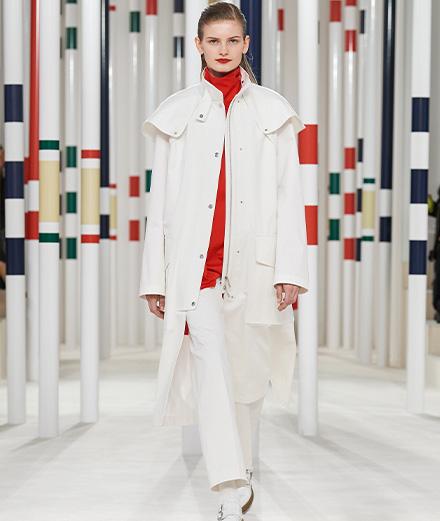 Le défilé Hermès automne-hiver 2020-2021