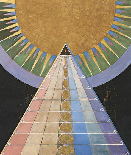 Hilma af Klint, la sorcière de l'art abstrait qui a bousculé le Guggenheim