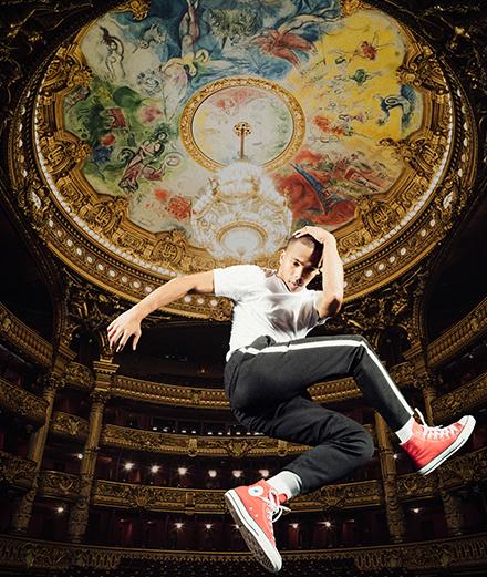 Le hip-hop s'empare du Palais Garnier